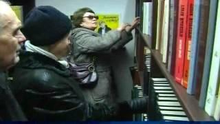 Михаил Задорнов открыл библиотеку имени Задорнова