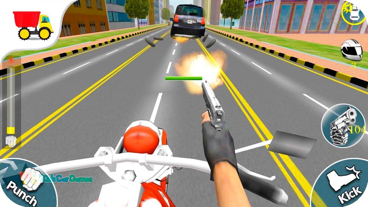 bike fighting game