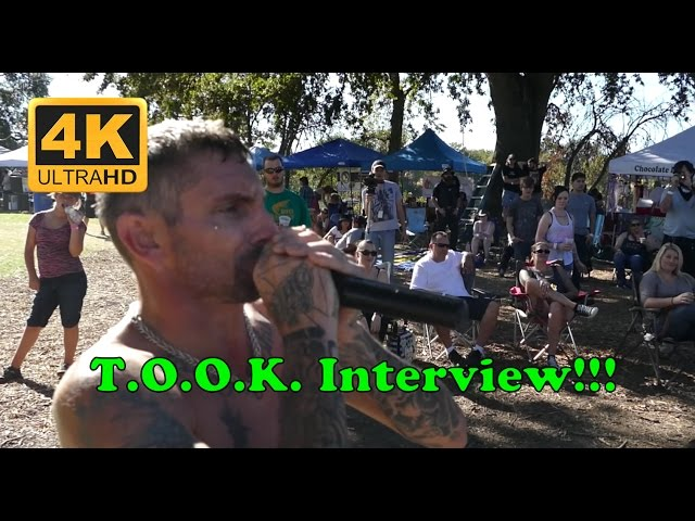 ROCKFEST 2014 INTERVIEW ON VLS..