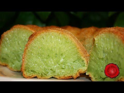 Jn Cooking Channel – Bánh Bò Nướng Honeycomb Pandan Flavored Cake UPDATED HD