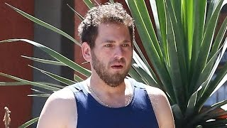 Jonah Hill Looks Trimmed Down While Heading for the Gym -- Check Out His Slimmer Physique!