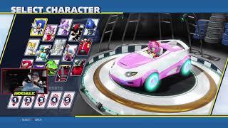 Прохождение Team Sonic Racing - Tails за Рулем #4