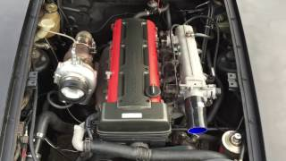 Porsche 928 swap 2jz ARDWORKS