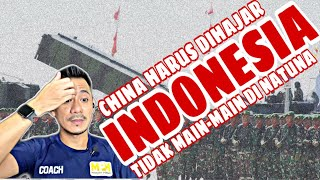 LUAR BIASA🇮🇩 MERINDING! INDONESIA TIDAK MAIN-MAIN DI NATUNA- CHINA HARUS BERUNDUR! MALAYSIAN REACT🇲🇾