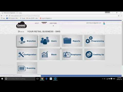 Cloud Back Office Software EPOS Systems, Tills, Cash Registers - SWSystems