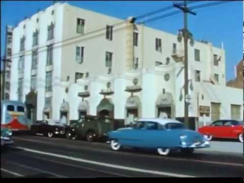1950s Los Angeles Color