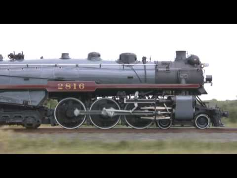 2816: Chasing Canadian Pacific Steam Across The Midwest - Preview 3