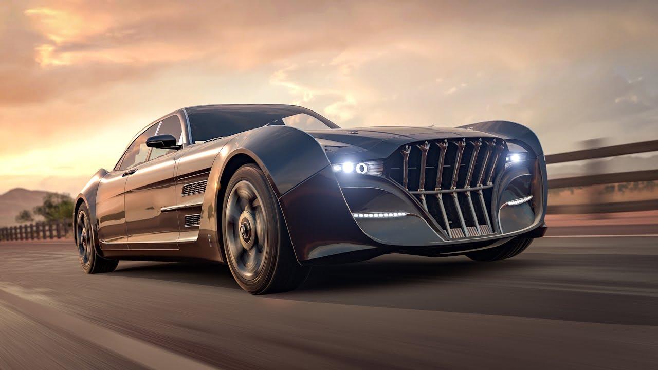 forza horizon how to change cars