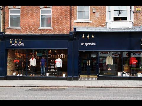 Aphrodite Clothing Store Tour