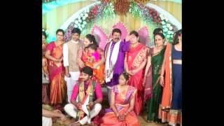 Telugu actor Aadi with his wife Aruna rare and unseen