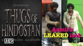 LEAKED: Aamir Khan's look from 'Thugs Of Hindostan'