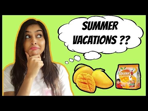 Summer Vacations THEN VS. NOW   #AnishaTalks