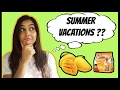 Summer Vacations THEN VS. NOW | #AnishaTalks