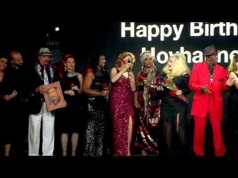 "Hovhannes Babakhanyan and friends performing ""Bari Aragil"" on HB's BD Celebration."