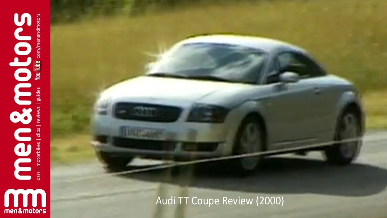 Audi TT Coupe Review (2000) - YouTube
