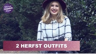 2 Herfst Outfits ♥ Lookbook! Thumbnail