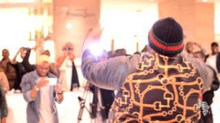 Tumi Molekane aka Stogie T Performing