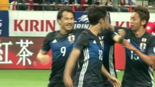 【サッカー日本代表2016年】ハリルジャパン 全30ゴール集⚽ Japan national football All30 Goals in 2016 thumbnail