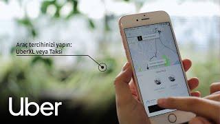 Uber 101: Uber ile nasıl araç çağırırım?