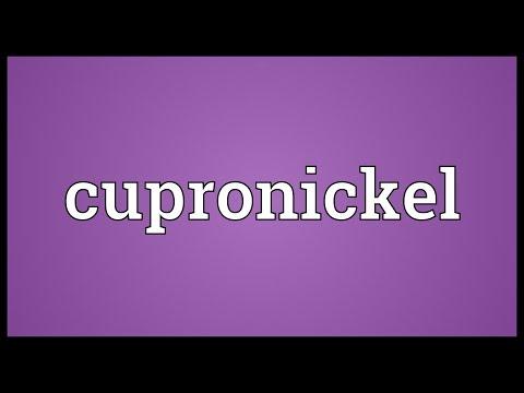 Header of cupronickel