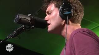 "Glass Animals performing ""Life Itself"" Live on KCRW"