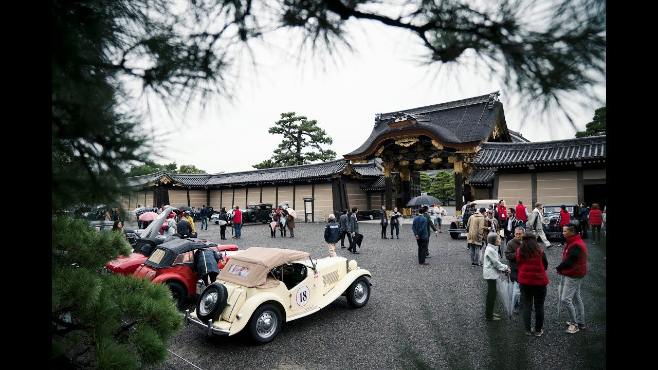 The Peninsula Tokyo Rally Nippon 2017   Classic Cars   Tokyo Travel ...