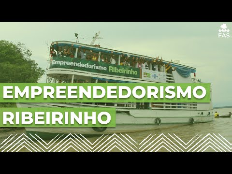 Ribeirinhos tem semana de atividades de empreendedorismo em Manaus