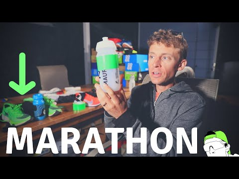 Racing My First Marathon: Packing And Racing Kit Ideas
