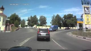 Проезд через Тамбов-2