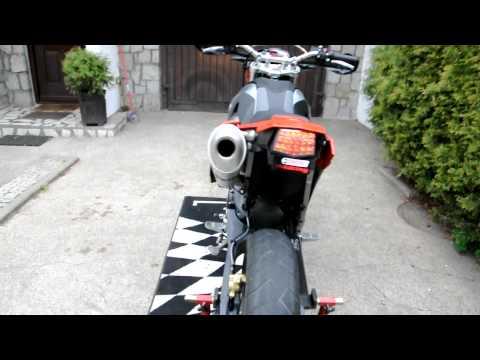 BMW G650X MOTO SUPERMOTO REMUS