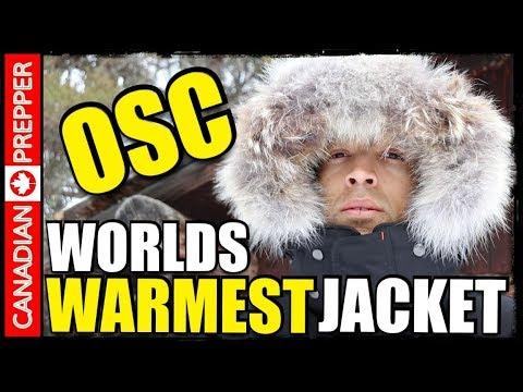 Worlds Warmest Jackets: Outdoor Survival Canada Atka