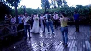 абхазская свадьба... Авидзба Наварбея и Кутелия Хиблы