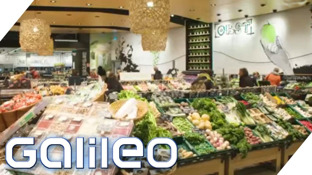 das ist der schnste supermarkt der welt galileo prosieben - Ikea Lebensmittelmarkt