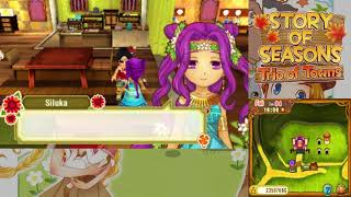 Let's Play Story of Seasons: Trio of Towns 112: Juice