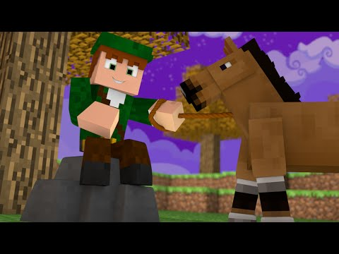 CAVALOS NA 0.15.0 É TROLL ?? - MINECRAFT POCKET EDITION
