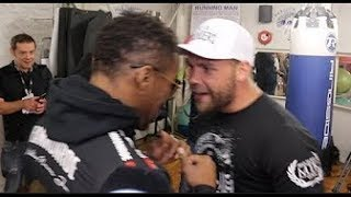 Billy Joe Saunders Funny Moments - 2018