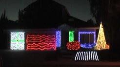 SLAYER CHRISTMAS  LIGHTS LIGHTORAMA 2009