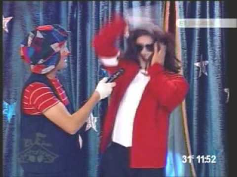 Los Chicharrines - Michael Jackson Videos De Viajes