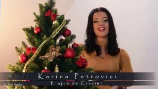 Karina Petrovici E ajun de Craciun
