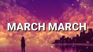 The Chicks - March March (Lyrics)