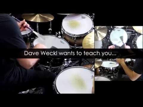 Dave Weckl Online School: Brushes Course