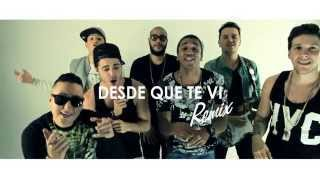 Desde que te vi / Juancho Style Ft Golpe a Golpe y Piso 21 [Remix]