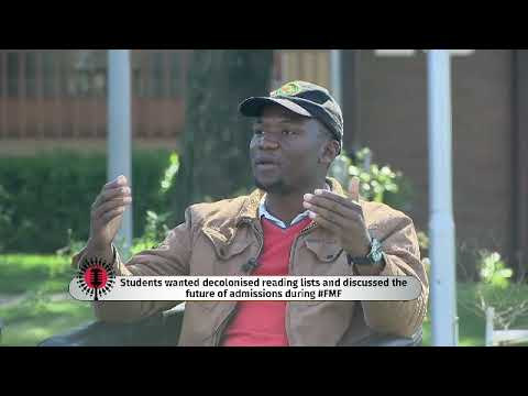 People's imbizo: Youth participation in politics  1