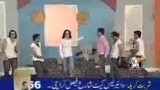 Stage Dance)   Ik Ucha Lamba Kad   (Deedar