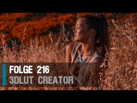 3DLUT Creator- ah-photo Video 216
