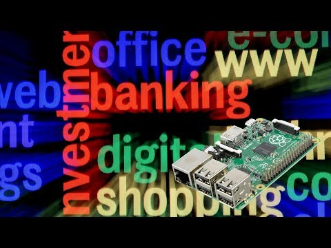 Secure Internet Banking with the Raspberry Pi