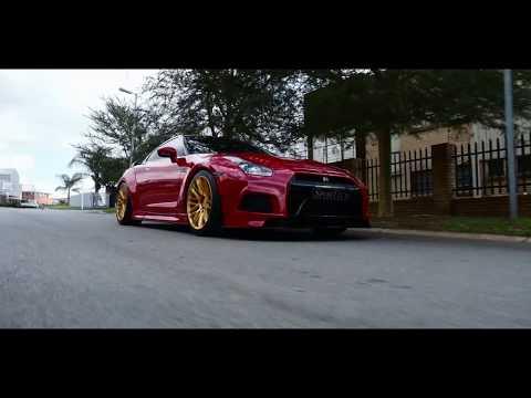 Sportech Prior Design Widebody Nissan R35 GTR teaser