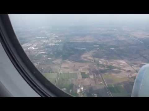 Qatar QR964 - A330-200 Approach and Landing Ho Chi Minh, Vietnam