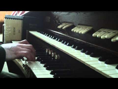 Lead kindly light - hymn accompaniment