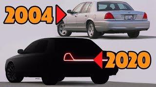 Ford Crown Vic Re-design - Modernizing a Legend